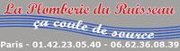 La plomberie du Ruisseau - Dépannage et installation - Paris et sa banlieu